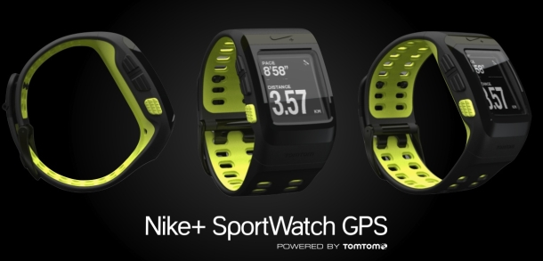 Nike+ SportsWatch GPS (powered by TomTom)